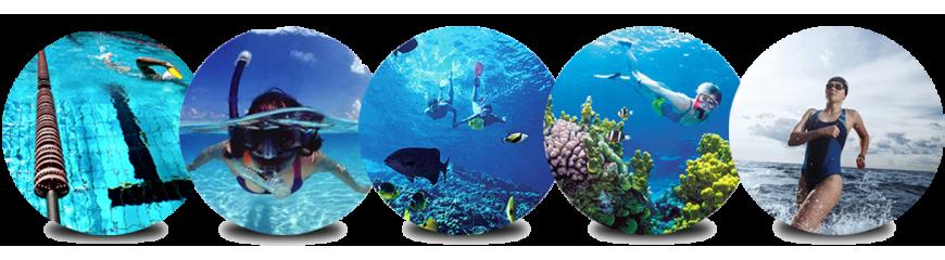 Le meilleur de la plongée, apnée, chasse-sousmarine, natation, triathlon, Longe-côte zone atlantis proximité de Nantes